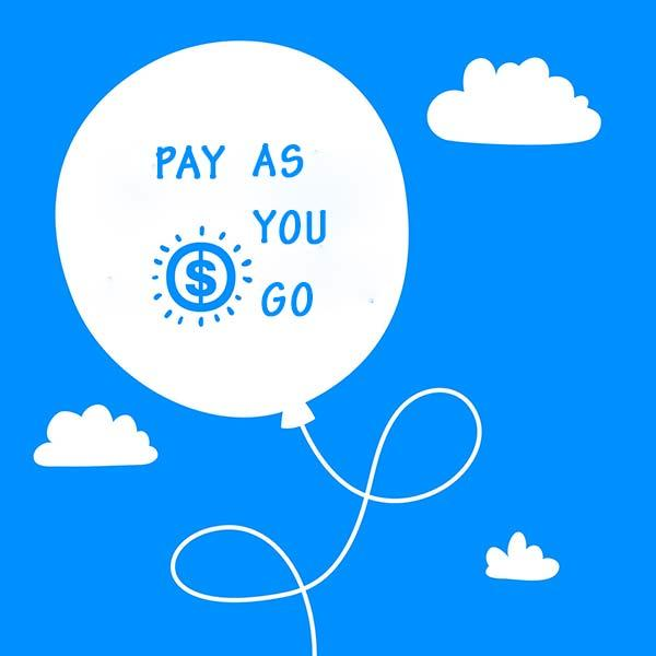 Pay As You Go - Web Maintenance